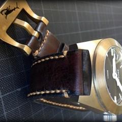 zenton sur bracelet montre ammo canotage