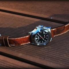 victorinox sur bracelet montre ammo