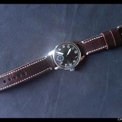Flieger sur bracelet montre key largo canotage