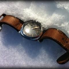 panerai 372 sur bracelet montre canotage