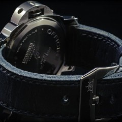 panerai sur bracelet canotage ligne origine