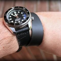 seiko marine master sur bracelet dalkey double tour