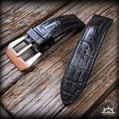 bracelet montre vanuatu noir