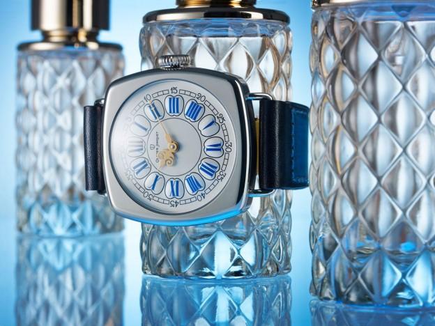 montre olivier jonquet sur bracelet montre canotage