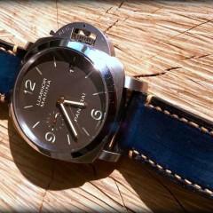 panerai sur bracelet montre anaho canotage