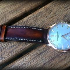 vacheron constantin sur bracelet patinée orcade canotage
