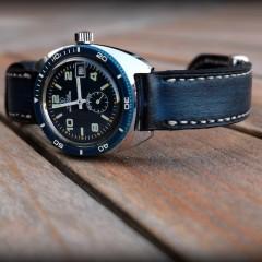 yema sur bracelet montre anaho canotage