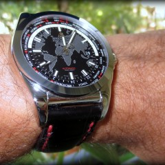 breitling sur bracelet vanuatu noir