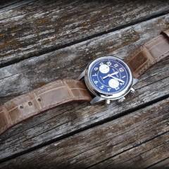 montre hamilton sur strap vanuatu canotage