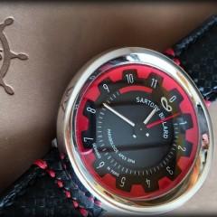 sartory billard sur bracelet montre banks canotage
