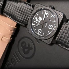 bell & ross sur strap banks canotage