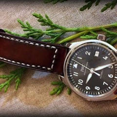 iwc sur strap ammo canotage