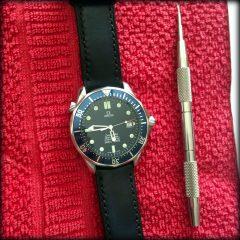 omega seamaster bracelet lofoten