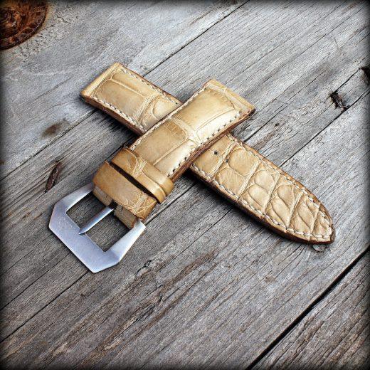 bracelet montre vanuatu crème