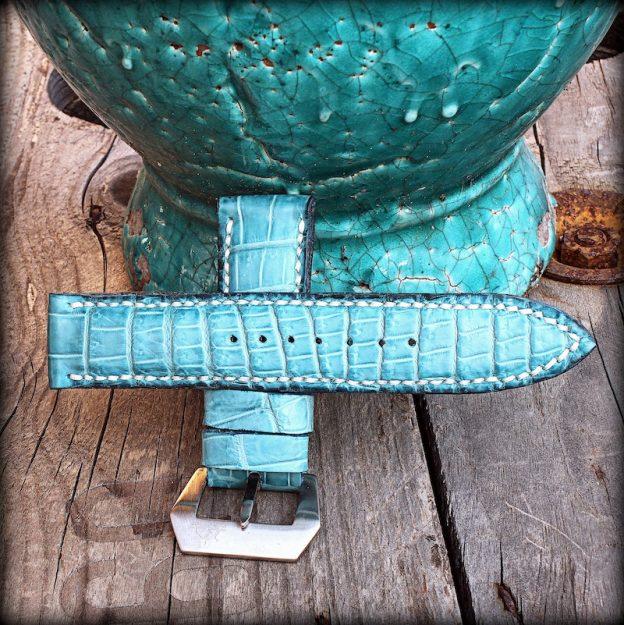 bracelet montre vanuatu turquoise