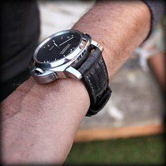 panerai sur bracelet montre vanuatu slate grey