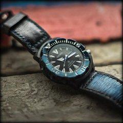 seiko bracelet montre spécial patiné