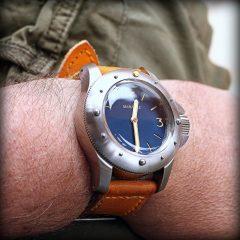maranez sur bracelet canotage