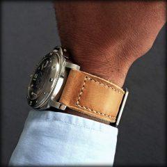 panerai 24 sur bracelet harris