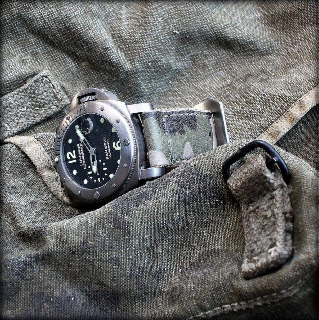 bracelet montre kieffer et panerai 25