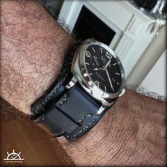 Panerai sur bracelet Bund Canotage